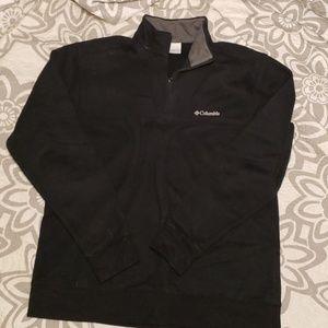 Columbia Half Zip Sweatshirt
